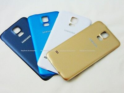 Replacement Rear Battery Door Back Housing Cover For Samsung Galaxy S5 i9600 G90
