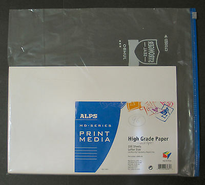 ALPS 96-count Legal size High Grade (Laser) paper
