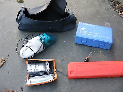 Car Emergency Kit First Aid Triangle Accident Package