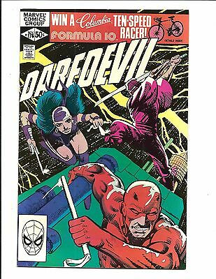 DAREDEVIL # 176 (CENTS, Frank Miller Art, ELEKTRA app. NOV 1981), NM
