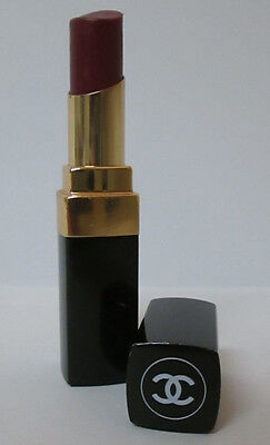 Authentic Chanel Lipstic #81 FICTION ( For Collectible Value Only) Read Desc.