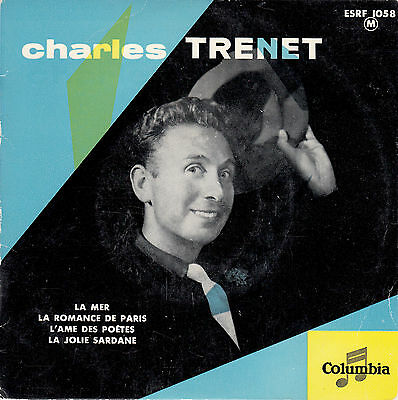 """Charles Trenet La Mer 