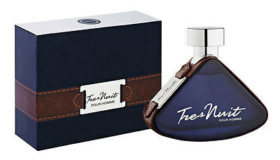 Armaf Tres Nuit Pour Homme EDT 100ml Free & Fast Postage UK Seller