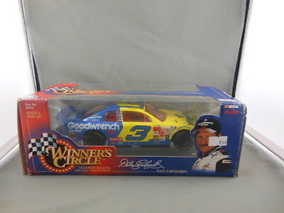 Dale Earnhardt #3 Wrangler/goodwrench Winners Circle Diecast Collectibles