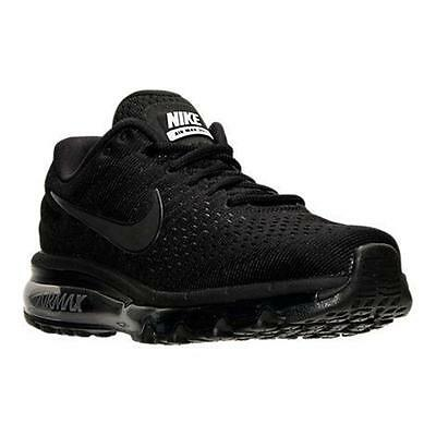 849559 004 NIKE AIR MAX 2017 Men's Shoes Black/Black/Black Pick Size New In Box