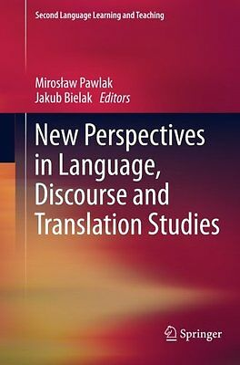 New Perspectives in Language, Discourse and Translation Studies Copertina flessi