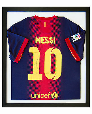Frame For Football Shirt, Rugby, Cricket, T-Shirt *includes Shirt Insert*
