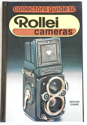 Collectors guide to Rollei cameras Excellent état