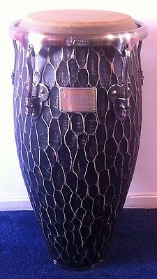 "Professional Tycoon Percussion 10"" Conga Drum Master HandCrafted Series RRP £420"