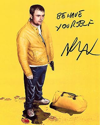 Neil Maskell - Arby - Utopia - Signed Autograph REPRINT