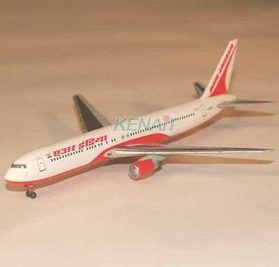 Dragon Wings Diecast 1/400 Scale Air India 767-300 G-CDPT (Airline) #55278