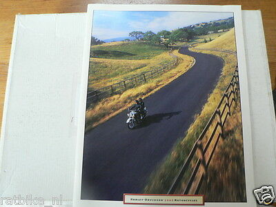 D906 Harley Brochure  2005 All Models English 56 Pages Big Size