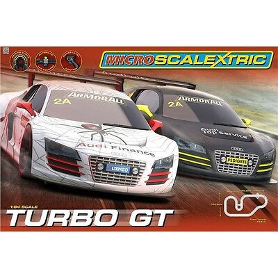 Micro Scalextric Turbo GT 1:64 Scale G1118