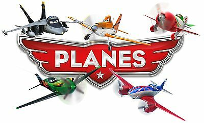 DISNEY PLANES wall stickers (choice of 14 PRE-CUT images in 2 sizes) + DISCOUNTS