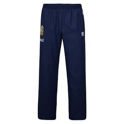 British & Irish Lions 2017 Canterbury Rugby Tracksuit Pants - Blue M