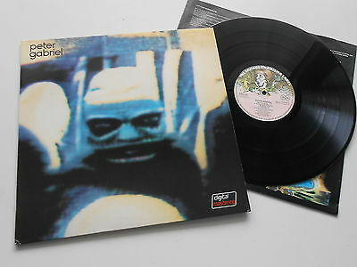 Peter Gabriel - Same, german LP, ARCHIVCOPY & looks unplayed, with OIS NM      I