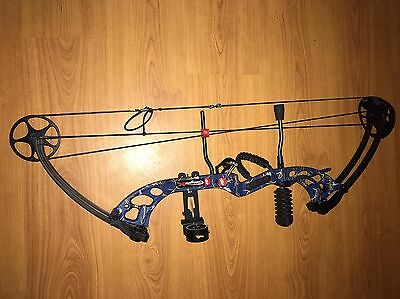PSE Stinger X Compound Bow 28 To 60 #