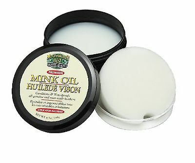 Moneysworth and Best Mink Oil-Tub 6.5-Ounces