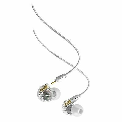 MEE audio M6 PRO Universal-Fit Noise-Isolating Musician's In-Ear Monitors wit...