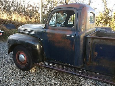 1949 Ford pick up , step side , F1 , F68, F100 , rat rod
