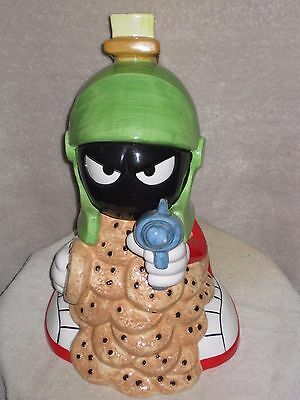 Warner Brothers Marvin the Martian Cookie Jar