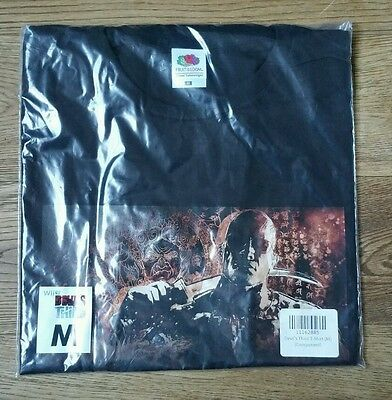 Devil's Third (Nintendo Wii U, 2015) New sealed Official T-Shirt Black M