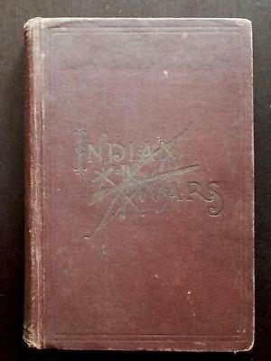 ANTIQUE NATIVE AMERICAN INDIAN WARS Sitting Bull CUSTER Plains MASSACRES SIOUX