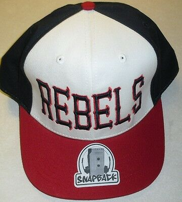 more photos dba7a aa351 OLE MISS REBELS Snapback hat (Brand New!!) Made by LEGACY NCAA College