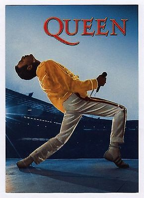 15x Queen: Freddy Mercury - Postcard (Lot of 15 Postcards)