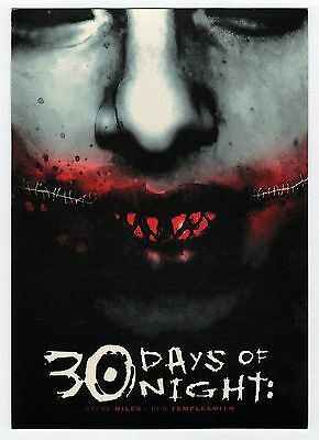 6x 30 Days of Night: Iconic - Postcard (Lot of 6 Postcards)