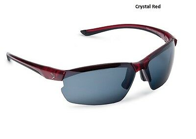 NEW! Callaway Golf Sunglasses - Fairway Series - Crystal Red *New With Pouch*