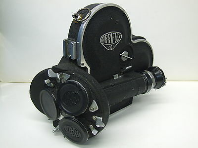 Arri 16mm Camera  Classic Arriflex Film Movie Camera