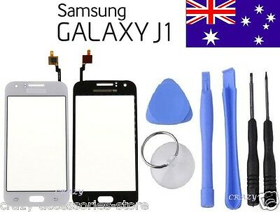 Touch Screen Digitizer Glass Lens Replacement For Samsung Galaxy J1 J100 + Tools