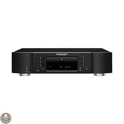 Marantz Nero Cd6006 Lettore Cd Hi-Fi Cd Cd-R/rw Mp3 Wma Cd Text Nuovo