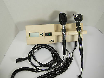Welch Allyn 767 Wall Transformer Otoscope 25020 Ophthalmoscope 11710 Dispenser