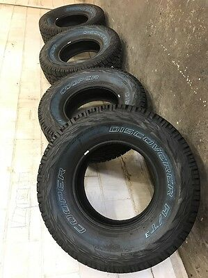 315/70/17 Cooper AT3 Brand New Tyres X 4