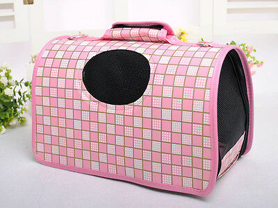 Foldable Portable Pet/ Dog/ Cat Carrier Bag Cage