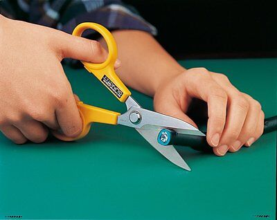 """Official """"OLFA"""" household shears L-112B / stainless steel (Free Shipping)"""