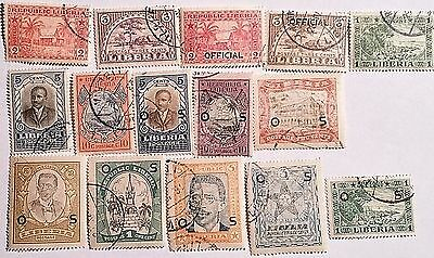 Liberia Used Stamps Scu633Qr ......worldwide Stamps