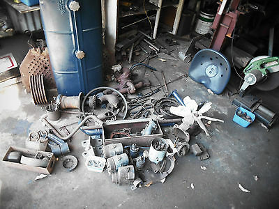 Fordson E27N tractor parts for sale