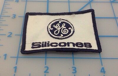 Ge Silicones Embroidered Patch