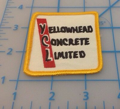 Yellowhead Concrete Limited Patch