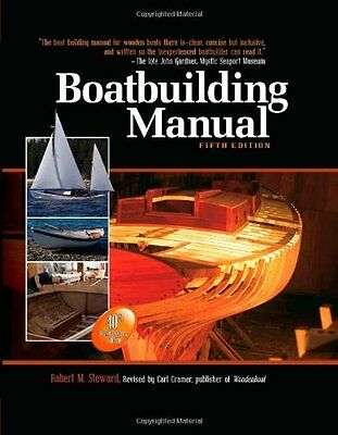 Boatbuilding Manual, Fifth Edition Copertina rigida