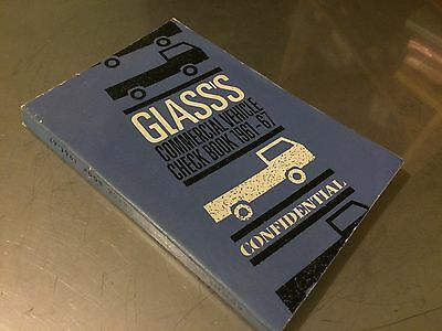 Glass's Commercial Vehicle Check Book 1961 - 67
