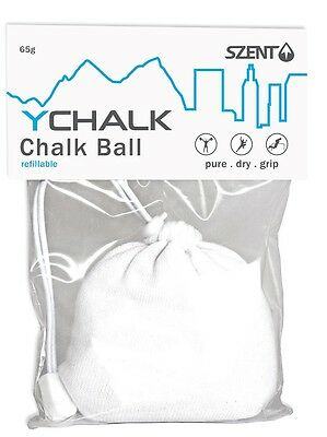 Refillabe Rock Climbing Chalk Ball Shot - 100% Satisfaction Guaranteed - YChalk