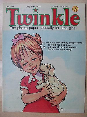 TWINKLE - 14th MAY 1977 (14th - 20th) - RARE LADY'S 40th BIRTHDAY GIFT!!