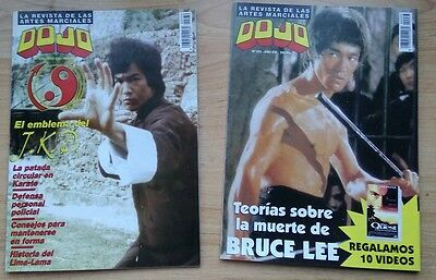 Bruce Lee DOJO LT 2 Magazin