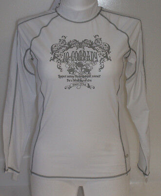 iQ UV 300 Damen Shirt Watersport LS Respect 2100 white - Gr. XL/44