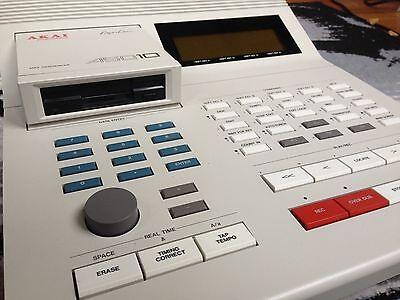 AKAI ASQ-10 Sequencer Servced MPC 60