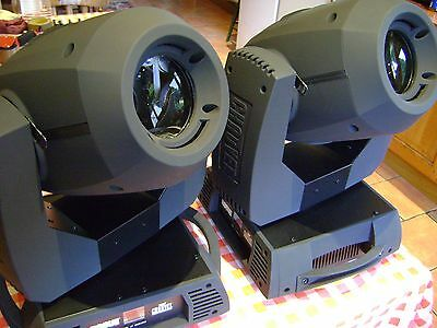 Chauvet Rogue R2 LED Moving Head Spot Lights (Pair) REDUCED!